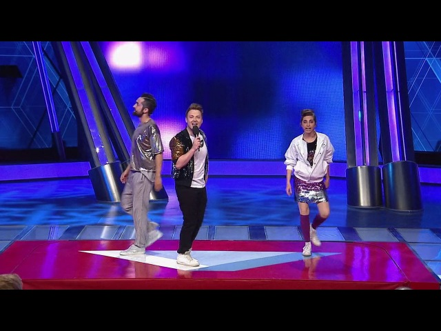 Comedy Баттл. Последний сезон - Группа Дископровокация - Валите в Питер (2 тур) 11.09.2015