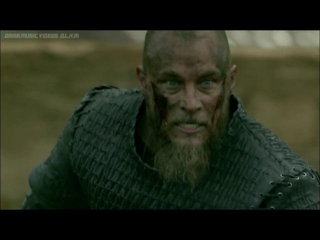 Vikings || AXE TIME (Wardruna - Solringen)