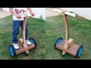 How to Make a Hoverboard with Handle at Home Segway