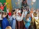 Справжня новорічна казка у ДНЗ «Золота рибка» в Долині