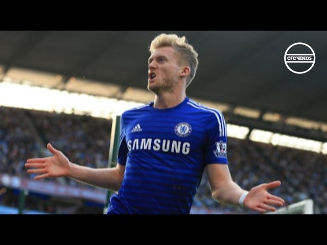 André Schürrle Chelsea FC Ultimate Compilation HD