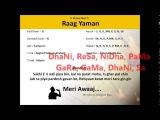Raaga Yaman Bandish - E Ri Aali Piya Bin