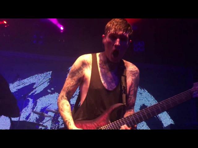 Caliban - King (Live at Moscow 08.10.16)