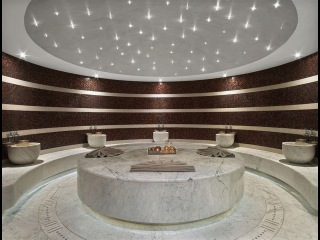 Баня хамам. Интерьеры турецких бань