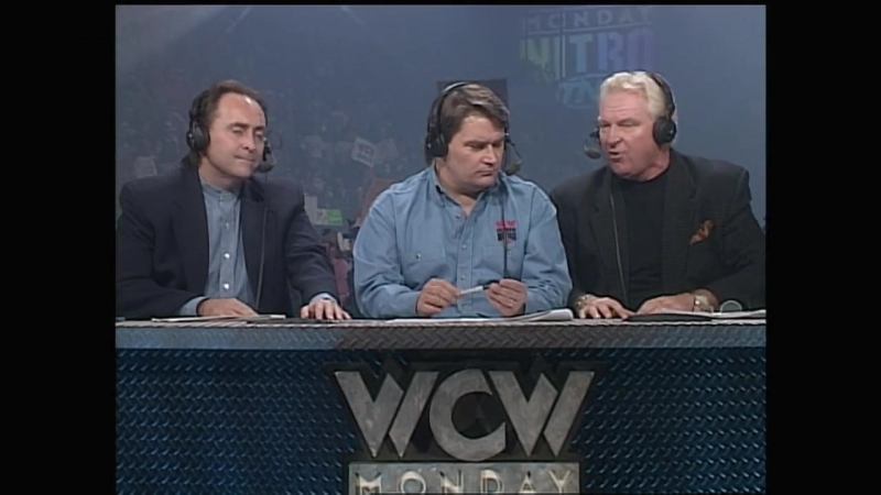 WCW Monday Nitro 01.12.1997 HD