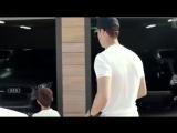 Криштиану Роналдо с сыном!!!