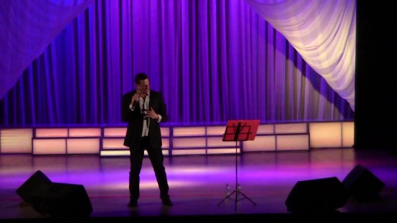 Davide Mattioli - Gloria - Live a Ryazan, Russia 23.11.2016