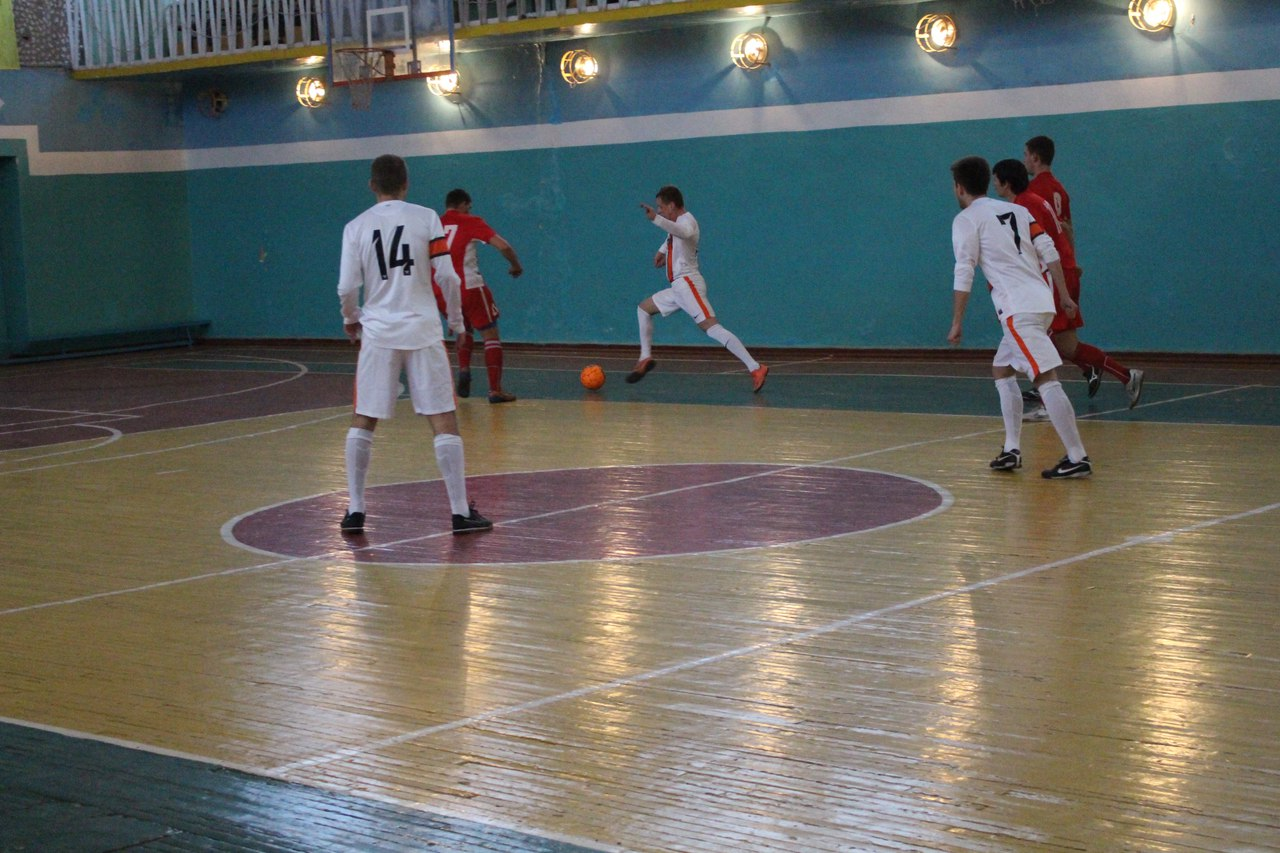 Турнирная таблица и результаты третьего тура Чемпионата Донецкой области по футзалу.