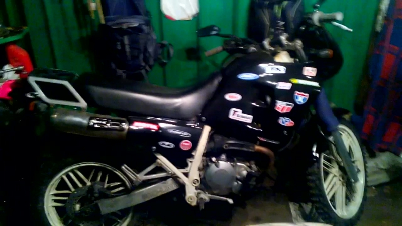 Обзор Honda AX1