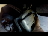 Замена передних тормозных колодок CHERY TIGGO FL