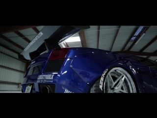Liberty Walk Lamborghini Optimus Performance [Гиперкары (концепткары,суперкары)]