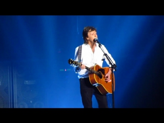 Paul McCartney - Yesterday (Live From Portland, Oregon, On 4_15_2016)