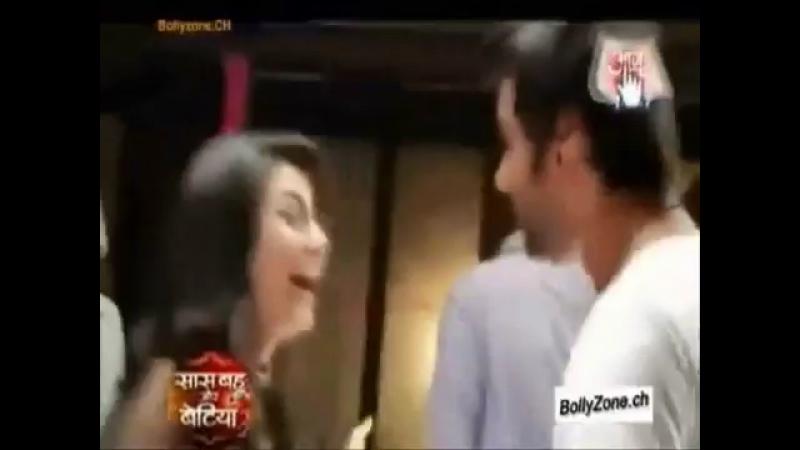 Shabir Sriti offscreen fun Kumkum Bhagya