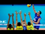Marco Ivovic (SRB) - Incredible Spike 365 cm - Top Volleyball Spikes