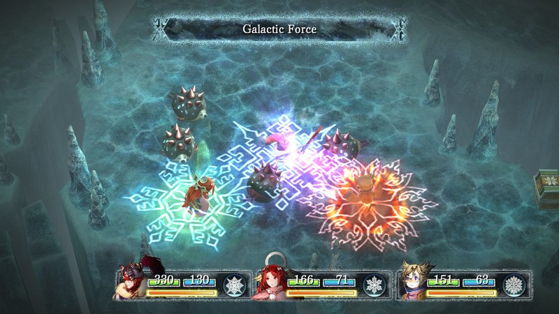 I am Setsuna (2016) PC - Скриншот 3