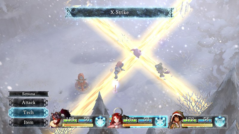 I am Setsuna (2016) PC - Скриншот 2