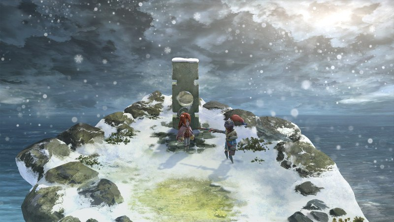 I am Setsuna (2016) PC - Скриншот 1