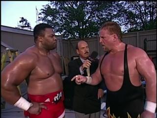 Fire and Ice promo, WCW Monday Nitro 15.07.1996