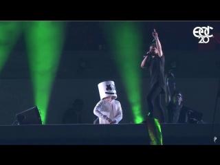 Marshmello x Skrillex @ EDC Las Vegas 2016