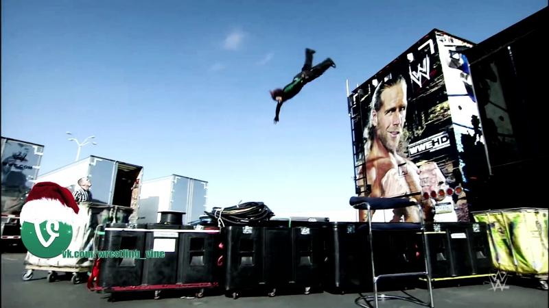 Jeff Hardy - Swanton Bomb (vine)
