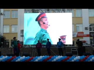 Ктой-то с горочки спущается - ансамбль казачьей песни БЛАГОВЕСТЪ