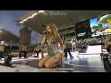 Jennifer Lopez in Baku - On The Floor (Live FIFA U-17 Women's World Cup Azerbaijan 2012)