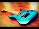 E Minor Rock/Electronic Guitar Backing Track