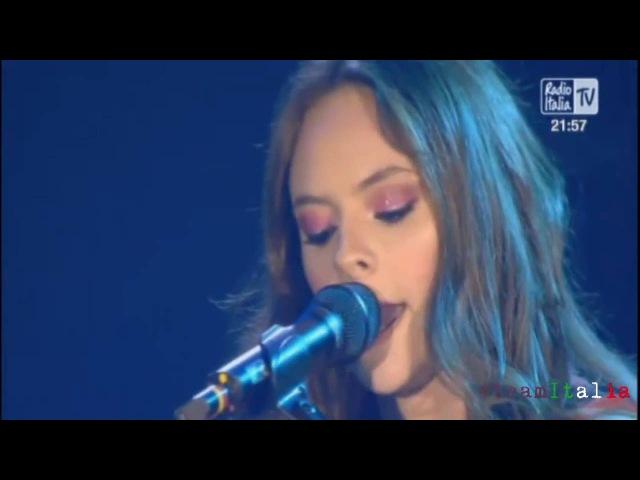 FRANCESCA MICHIELIN - L'amore esiste (Radio Italia Live Il Concerto)