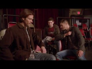 spn s11 dvd extras e15 'beyond the mat' deleted scenes