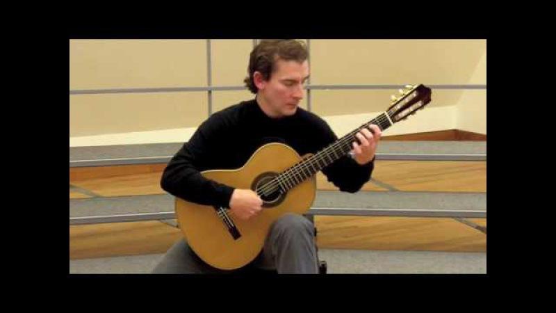 Ernesto Tamayo LIVE Suite Castellana - Fandanguillo, Arada Danza
