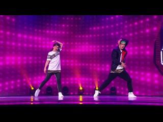 Танцы: Анастасия Волкова и Михаил Зайцев (MONATIK - Вот Наше Время!) (сезон 3, серия 17)