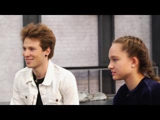 Танцы: Александра Киселева и Валентин Ермоленко - Дальше будет круче! (сезон 3, серия 17)