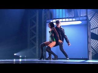 Танцы: Александра Селиванова и Константин Зайц (Algiers - Blood) (сезон 3, серия 17)