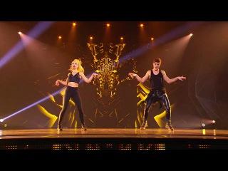 Танцы: Даша Ролик и Максим Жилин (сезон 3, серия 17)