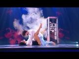Танцы: Варвара Шиленина и Даян (Elvira T - Такси) (сезон 3, серия 17)