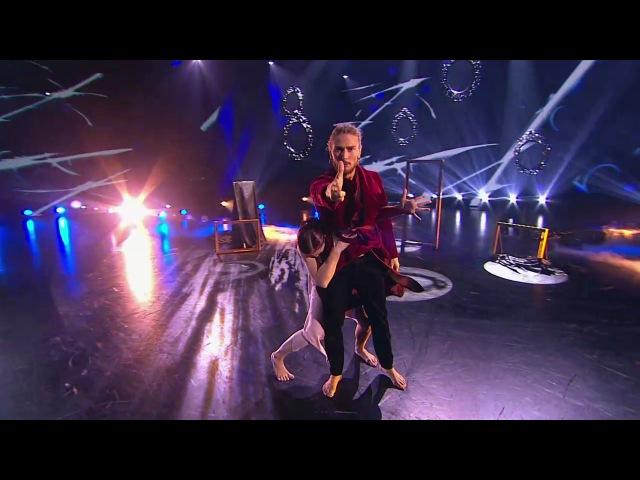Танцы: Вишня и Дмитрий Юдин (Sia - Unstoppable) (сезон 3, серия 17)