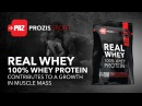 Real Whey 100% Whey Protein - Contributes to a Growth in Muscle Mass