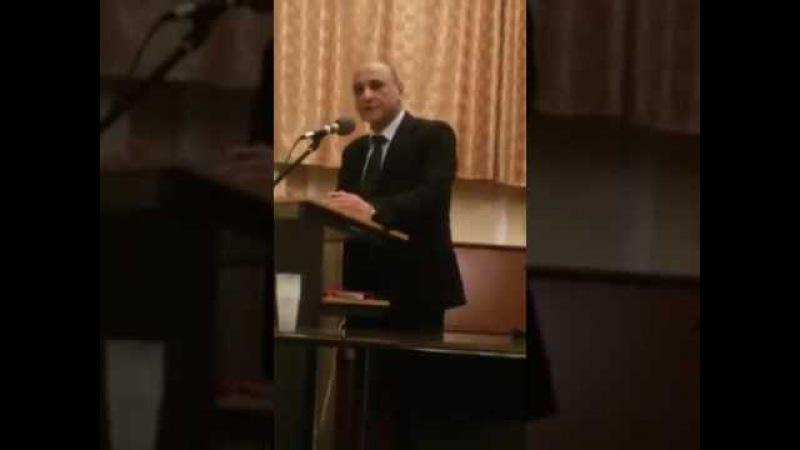 Презентация Гимна Талышистана, Tolışistoni Himni təqdim kardə mərasim