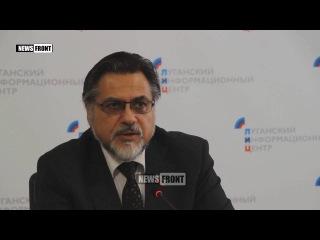 Дейнего заявил о третьем срыве Украиной развода сил сторон на Станице Луганской