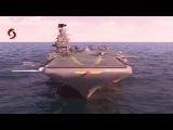 Сирийцы впечатлились Адмиралом Кузнецовым ✈