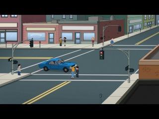 Family Guy   Гриффины - 15 сезон 5 серия (OMSKBIRD records)