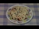 Домашний Сыр с Зеленью из Молока и Кефира Вкусный и Простой Рецепт