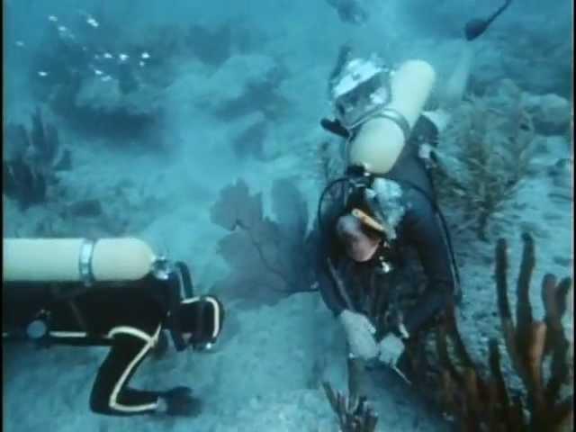 15 - Одиссея Жака Кусто - Калипсо ищет Атлантиду 1