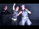Rammstein - Sonne (фанат выбежал на сцену)