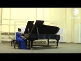 Ginastera Danzas Argentinas  Argentinian Dances, Op. 2 No. 3 - Angelina Telitcyna