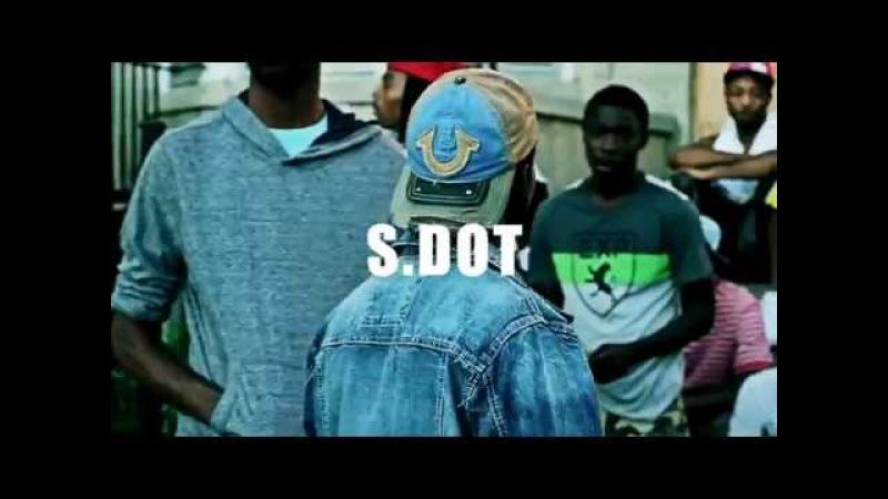 S.dot - GangShit (OFFICIAL VIDEO) (@DOTARACHI)