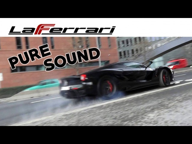 PURE SOUND | FERRARI LAFERRARI | MAD DRIVER