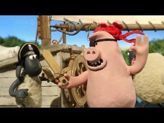 Барашек Шон 2 сезон 3 часть / Shaun the Sheep 2 season 3 part
