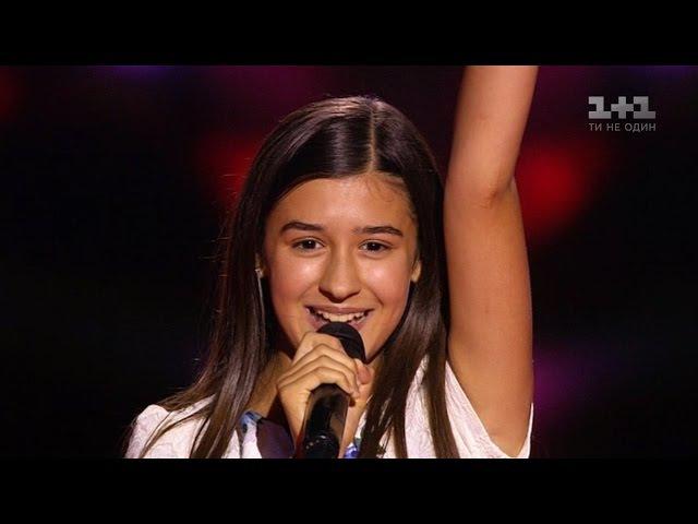 Эмили Истрате Hora Din Moldova– выбор вслепую – Голос. Дети 3 сезон