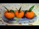 Закуска Мандаринки / Закуска из Плавленных Сырков / Mandarin Snack / Простой Рецепт (Очень Вкусно)